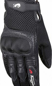 Furygan TD 12 Lady Black Riding Gloves