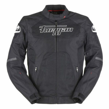 Furygan WB07 2 In 1 Black Riding Jacket