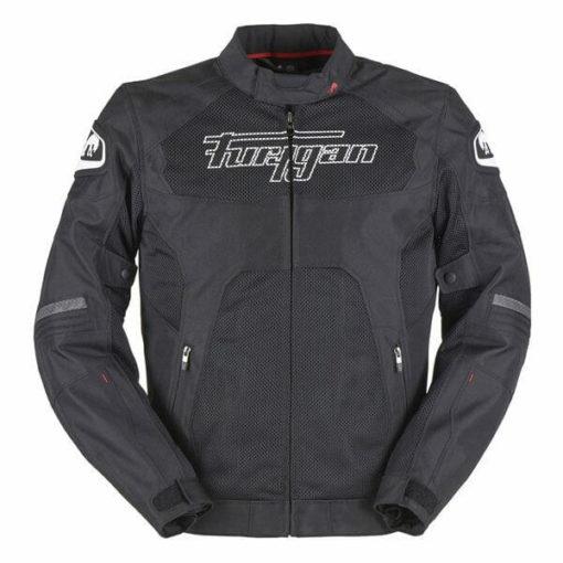 Furygan WB07 2 In 1 Black Riding Jacket