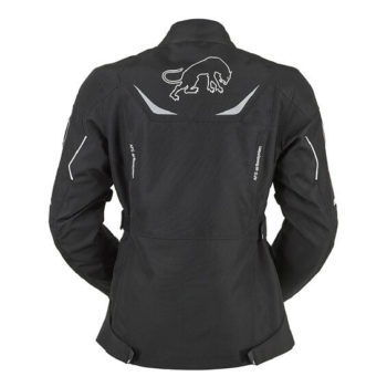 Furygan WL12 Waterproof Black Riding Jacket 1