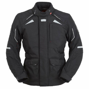 Furygan WR16 Black Riding Jacket