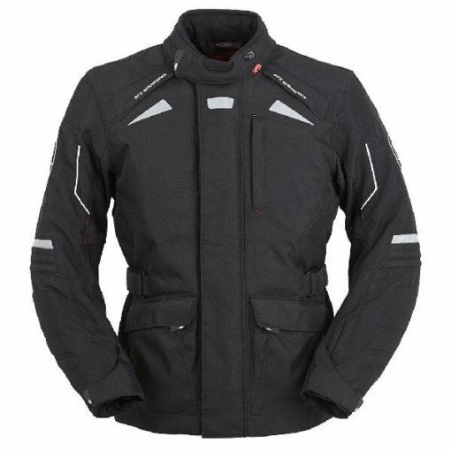 Furygan WR16 Black Riding Jacket