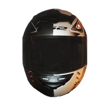 LS2 FF352 Stroke Matt Black Grey Full Face Helmet 1