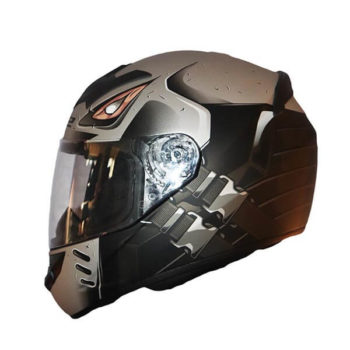 LS2 FF352 Stroke Matt Black Grey Full Face Helmet