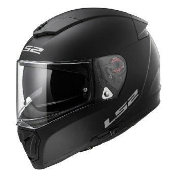 LS2 FF390 Breaker Solid Matt Black Full Face Helmet