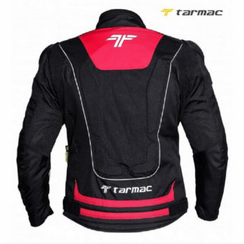 Tarmac One III Black Red Riding Jacket 1