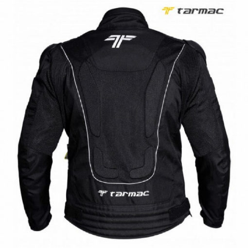 Tarmac One III Black Riding Jacket 1