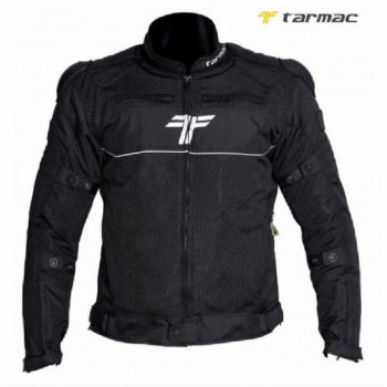Tarmac One III Black Riding Jacket