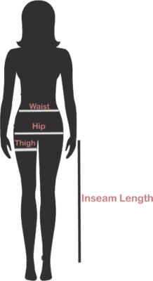 Both Genders Size Diagram 1
