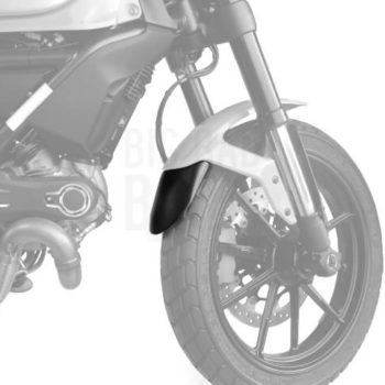 Pyramid Plastics Extenda Fenda Kit for Ducati Scrambler