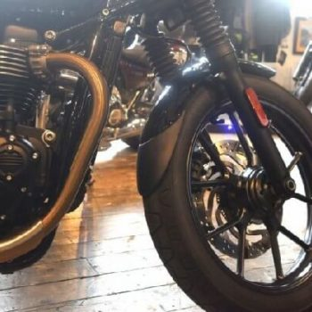 Pyramid Plastics Extenda Fenda Kit for Triumph Street Twin