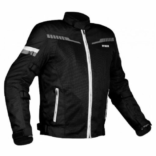 Rynox Air GT 3 Black Riding Jacket
