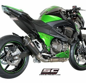 SC Project Conic K 15 34C Carbon Exhaust for Z800