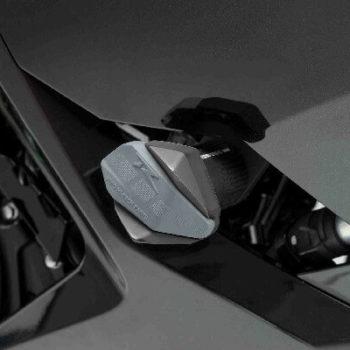 PUIG R12 Sliders for Ninja 400 1
