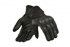 Zeus Hawk Black Riding Gloves