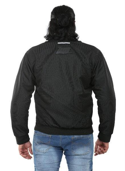 Zeus Urbaner Black Riding Jacket 1