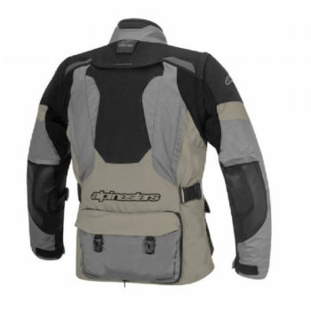 Alpinestars Durban Goretex Grey Black Sand Riding Jacket 1