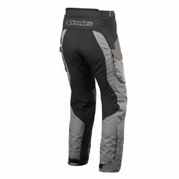 Alpinestars Durban Goretex Grey Black Sand Riding Pants 1