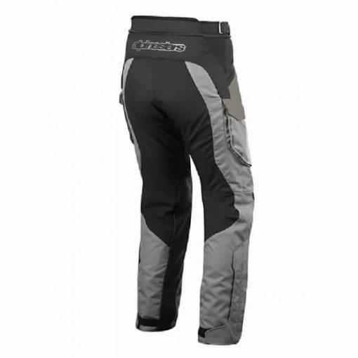Alpinestars Durban Goretex Grey Black Sand Riding Pants 1