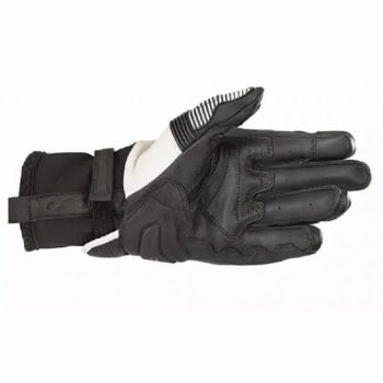 Alpinestars GPX V2 Black White Riding Gloves 1