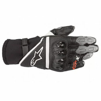 Alpinestars GPX V2 Black White Riding Gloves