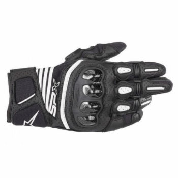 Alpinestars SP X Air Carbon V2 Black Riding Gloves