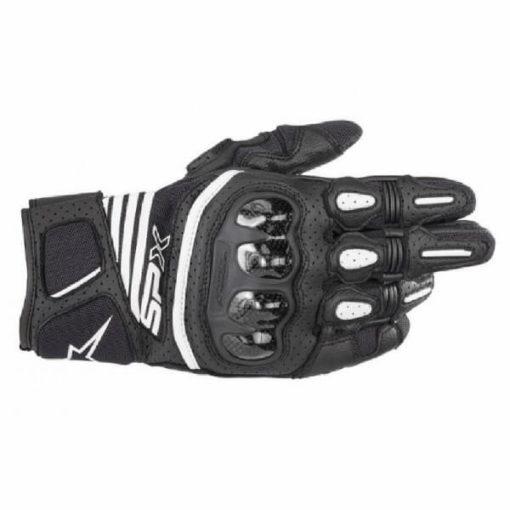 Alpinestars SP X Air Carbon V2 Black Riding Gloves