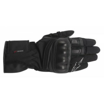 Alpinestars Valpariso Drystar Black Riding Gloves