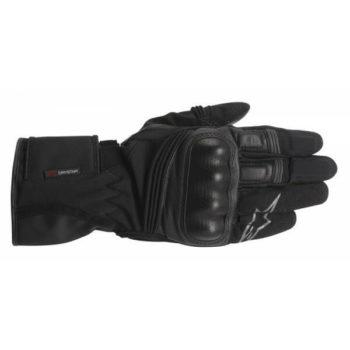 Alpinestars Valpariso Drystar Black Riding Gloves