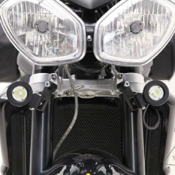 DENALI Offset Mount for Auxiliary Lights with 3 Axis Adjustability 1