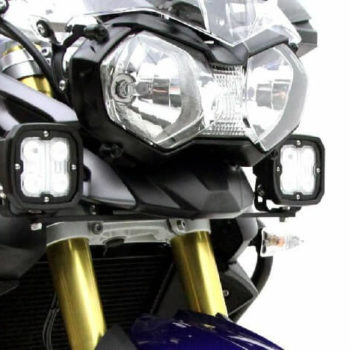 Denali Auxiliary Light Mount for Triumph Tiger 800