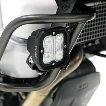 Denali Auxiliary Light Mounts for Crashbars 22 29mm 1