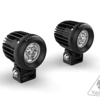 Denali D2 V2.0 TriOptic Auxiliary LED Lights Set of 2