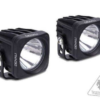 Denali DX Auxiliary LED Lights