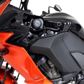 Denali Horn Mount for Kawasaki Versys 1000 1