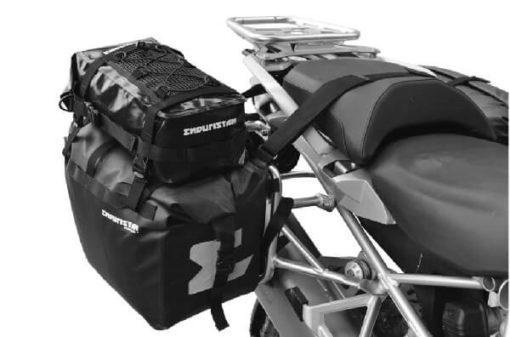 Enduristan Monsoon 3 Saddlebags for Side Carriers 2