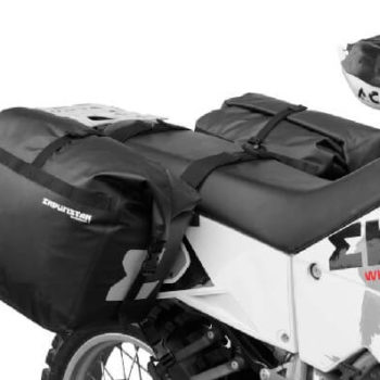 Enduristan Monsoon 3 Saddlebags for Side Carriers