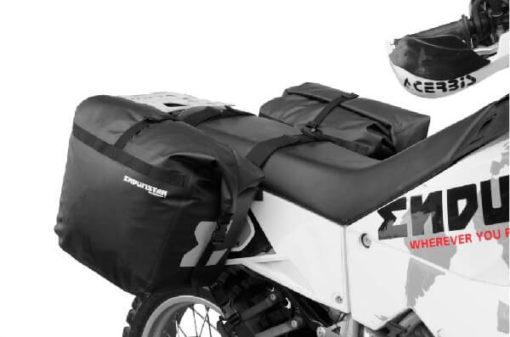Enduristan Monsoon 3 Saddlebags for Side Carriers