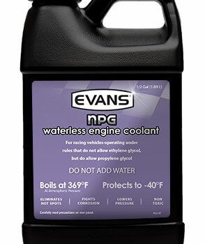 Evans One Time Waterless Coolant