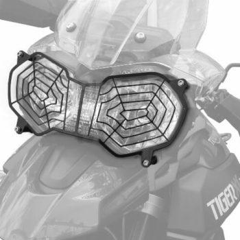 Pyramid Headlight Guard for Triumph Tiger 800 Explorer XC