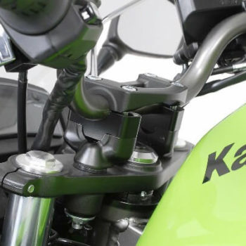 SW Motech 20mm Handlebar Risers for Kawasaki ER 6f
