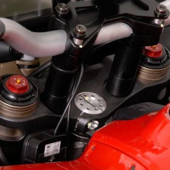 SW Motech 30mm Handlebar Risers for Ducati Multistrada 1200 2010 2014 Multistrada 1260