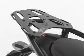 SW Motech Aluminium Luggage Rack for Ducati Multistrada and Hyperstrada