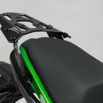 SW Motech Aluminium Luggage Rack for Kawasaki ER 6f ER 6n