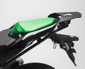 SW Motech Aluminium Luggage Rack for Kawasaki Versys 1000