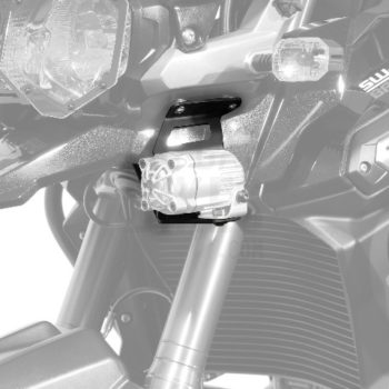 SW Motech Auxiliary LED Mount for Triumph Tiger Explorer