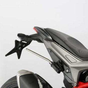 SW Motech Blaze Saddlebag Mounts for Ducati Hypermotard Hyperstrada