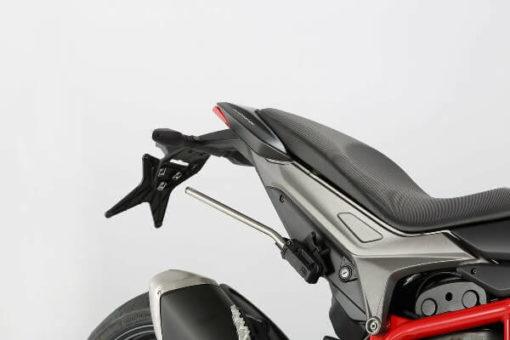 SW Motech Blaze Saddlebag Mounts for Ducati Hypermotard Hyperstrada