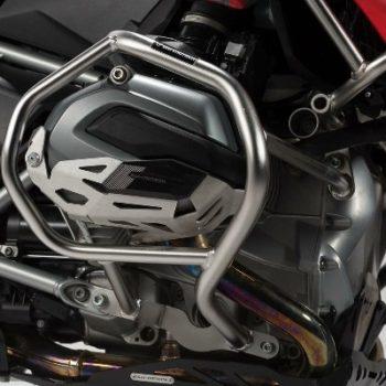 SW Motech Crashbars for BMW R1200GS – Stainless Steel 2