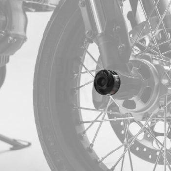 SW Motech Front Fork Sliders for Ducati Scrambler
